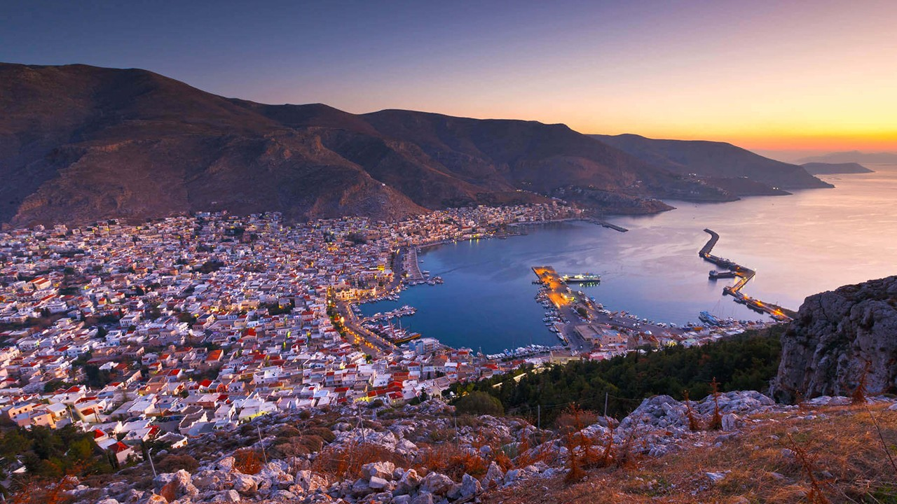 Bodrum to Cyclades & Dodecanese