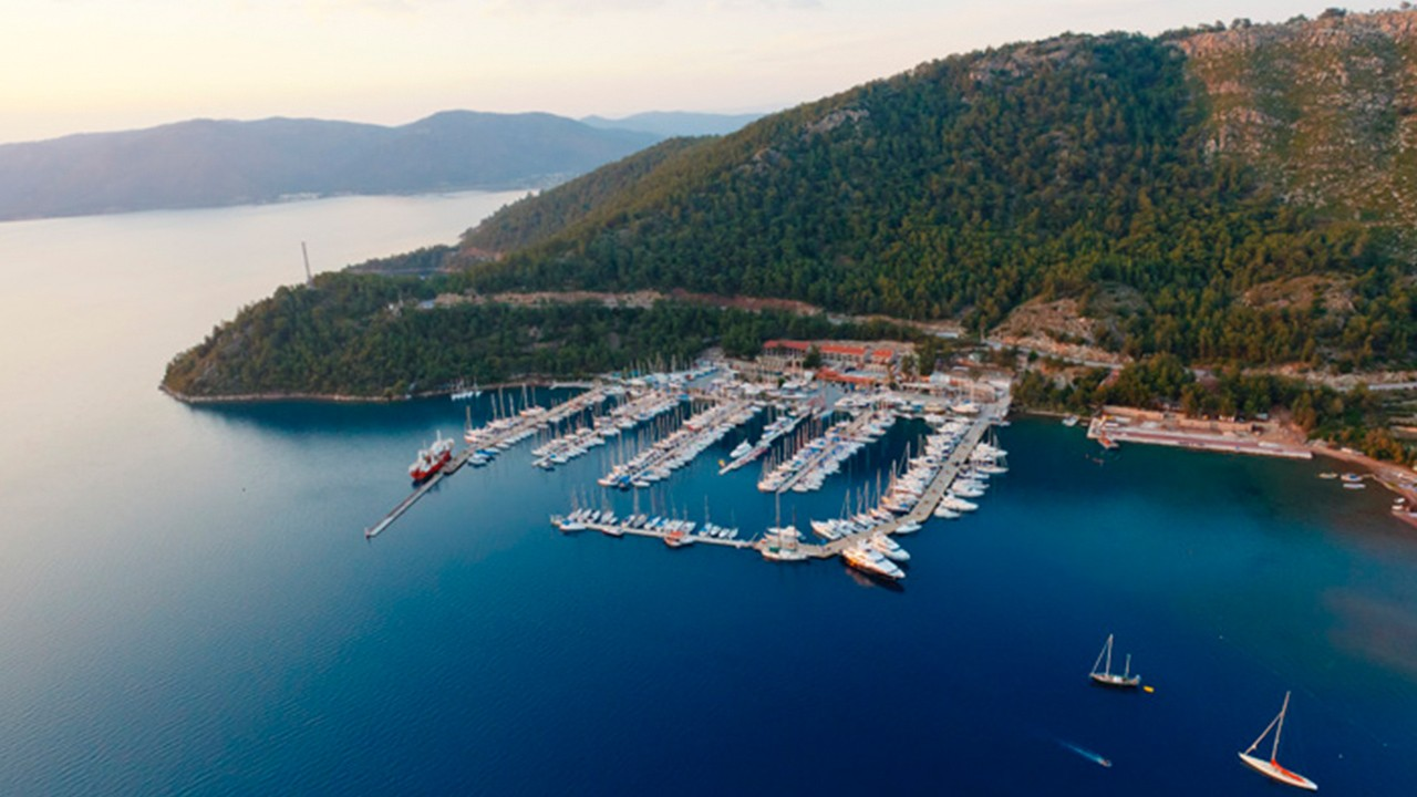 One way Bodrum to Marmaris