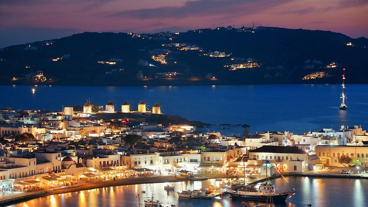 Bodrum to Mykonos in 14 Nights