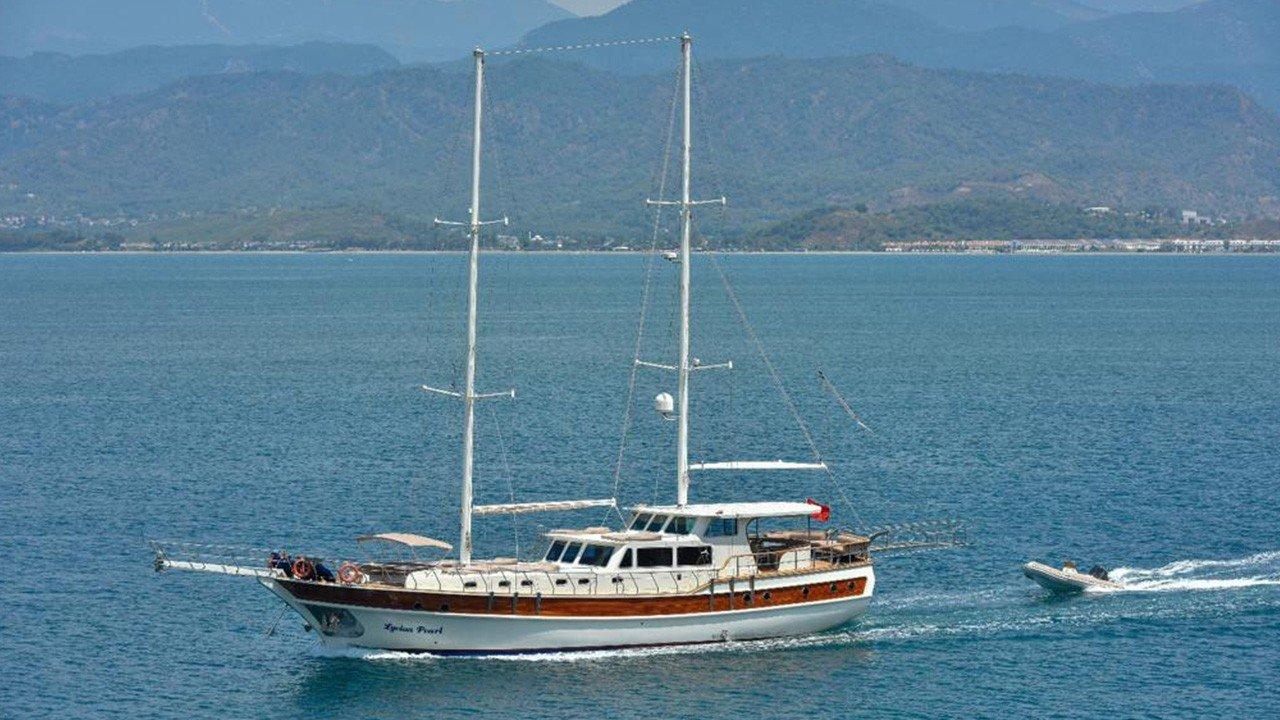 Gulet Lycian Pearl
