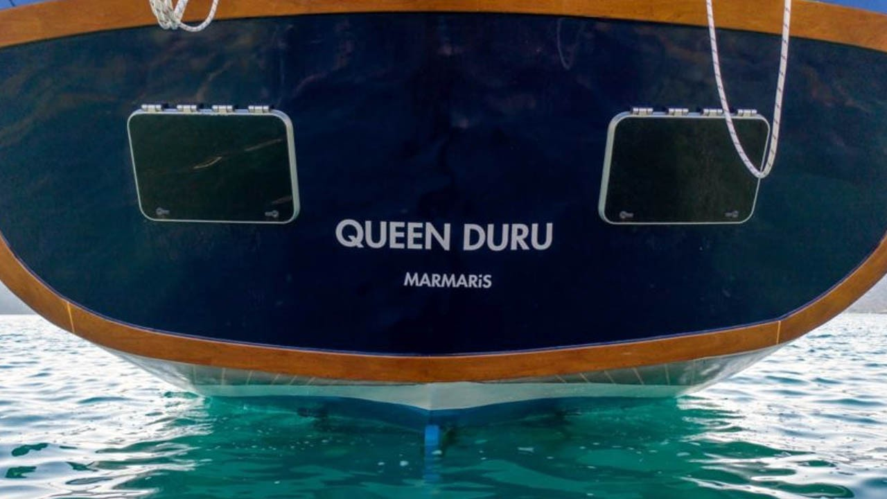 Gulet Queen Duru