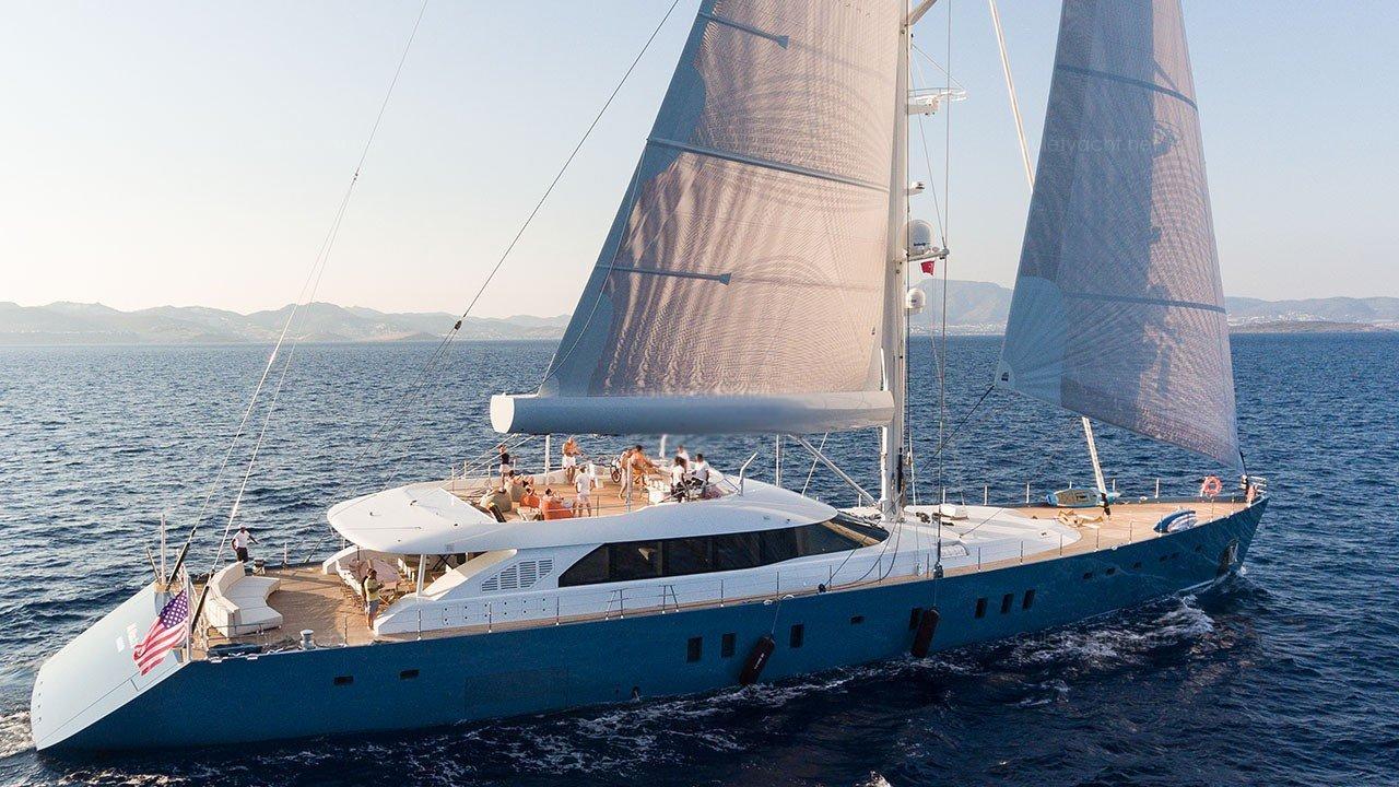 ALU-6 Sailing Yacht