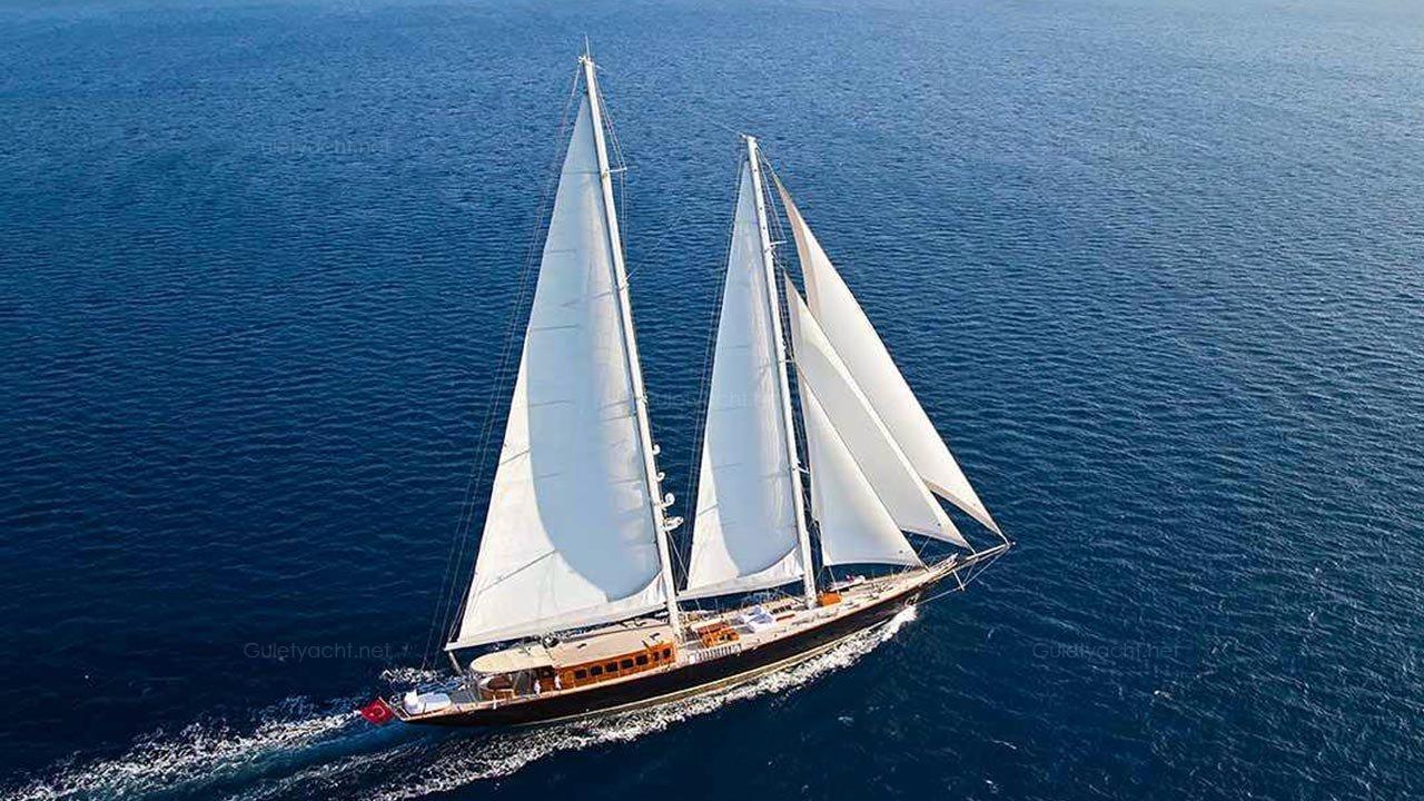 REA-6 Sailing Yacht