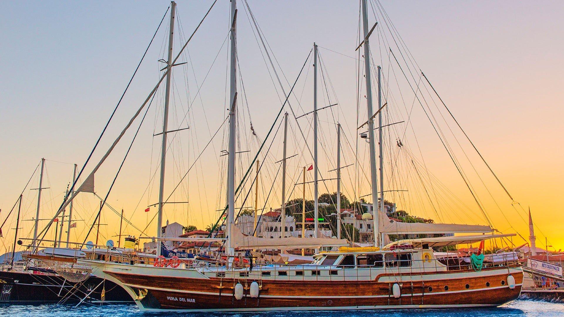 Gulet Perla Del Mar