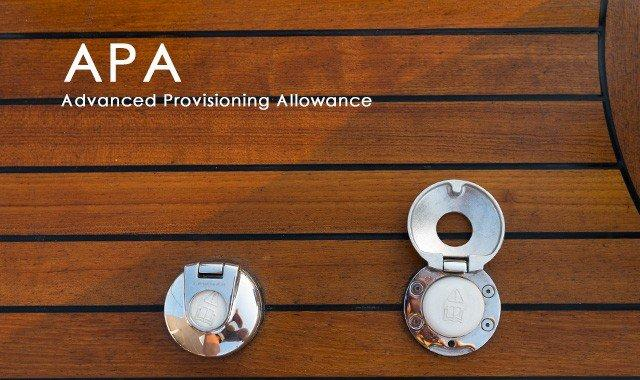 What is APA (Advanced Provisioning Allowance)?