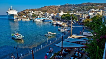 Bodrum - Greek Islands (North Dodecanese)