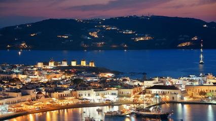 Bodrum to Mykonos in 14 Nights
