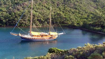 Bodrum to Gokova Luxury