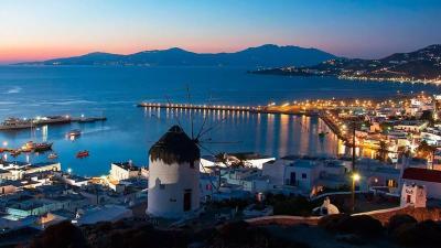 Mykonos Island to Bodrum
