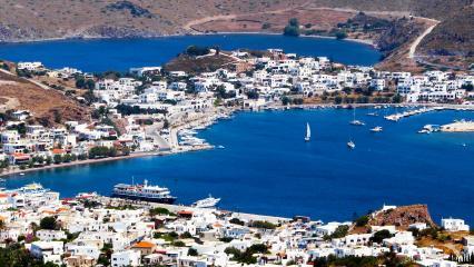 Patmos Island