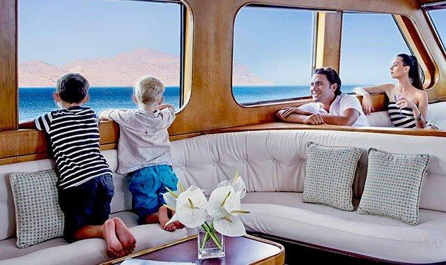 Family Yacht Charter