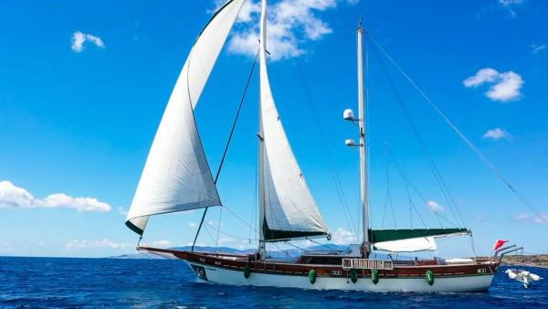 A.Eser Sailing Yacht