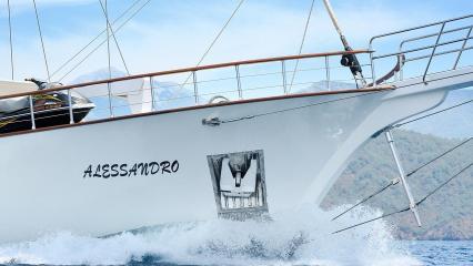 Sailing Yacht Alessandro