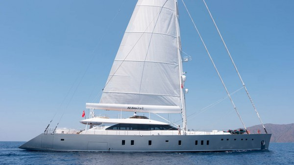 All About You 2 Sailing Yacht