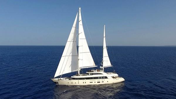 Aresteas Sailing Yacht