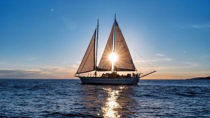 Luopan Sailing Yacht