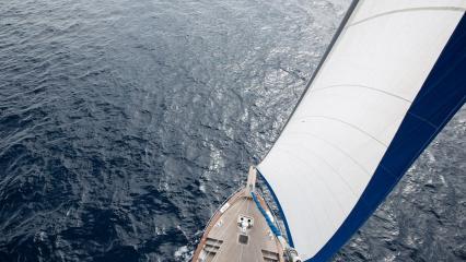 Sailing Yacht Luopan