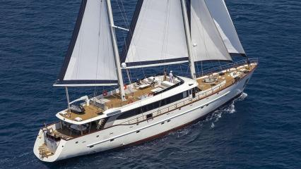 Navilux Sailing Yacht
