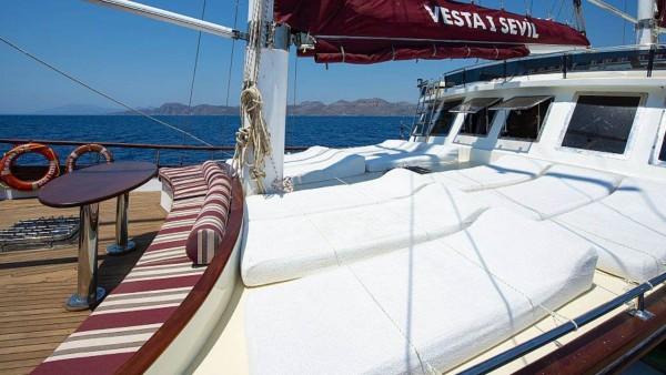 Gulet Vesta 1 Sevil