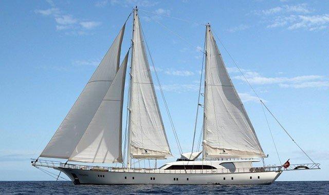 Luxury Gulet Yacht Charter