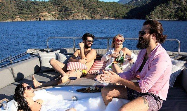 Life On Yachts