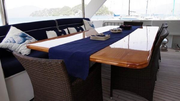 Motor Yacht Aga 6