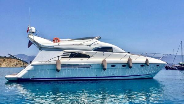 Alex Motor Yacht