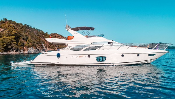 Azimut 62 Fly VIP Motor Yacht