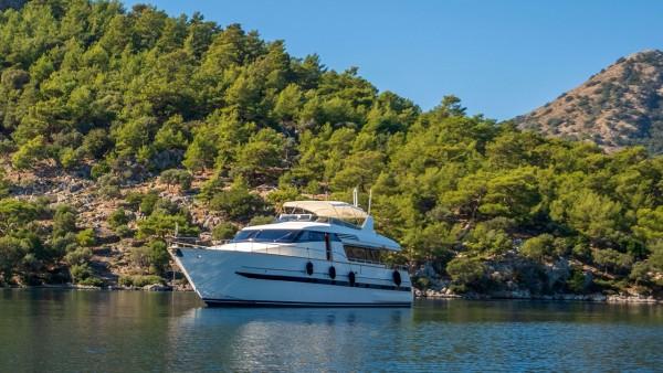 Motor Yacht Barbarossa Moratti