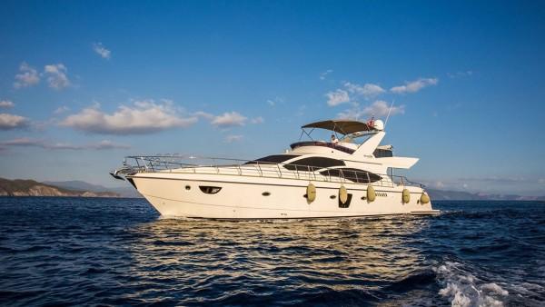 Durcan Bey Motor Yacht