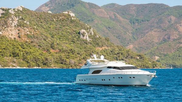 Motor Yacht El Paradiso