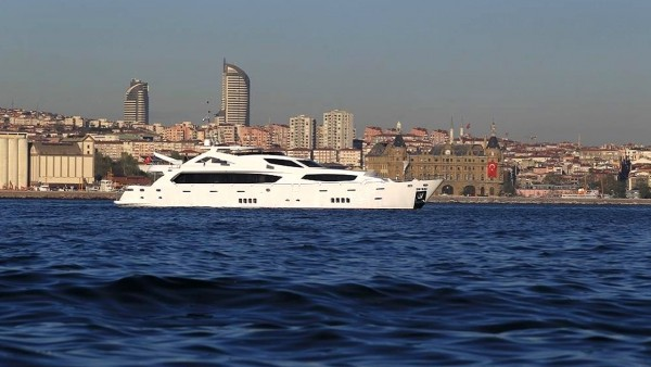 Motor Yacht MY Smyrna