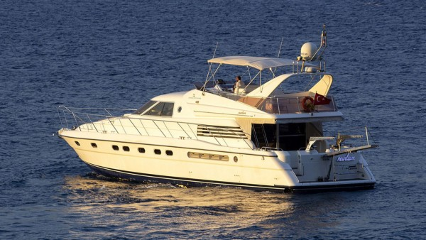 Motor Yacht New Dawn