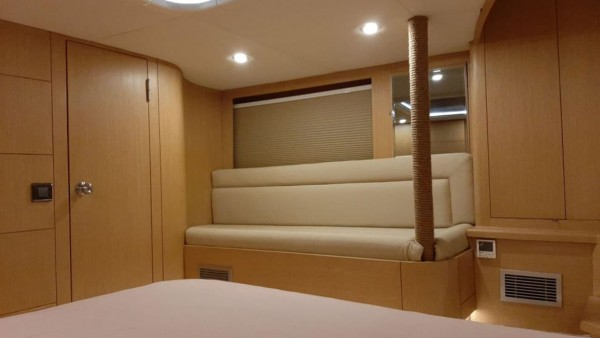 Motor Yacht Selenge