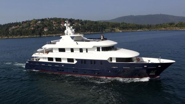 Serenity II Motor Yacht