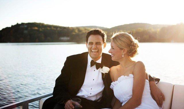 Wedding and Honeymoon Yacht Charter