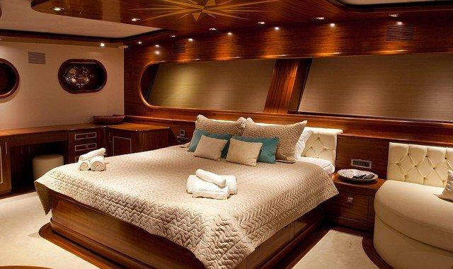Yacht Charter Accommodation